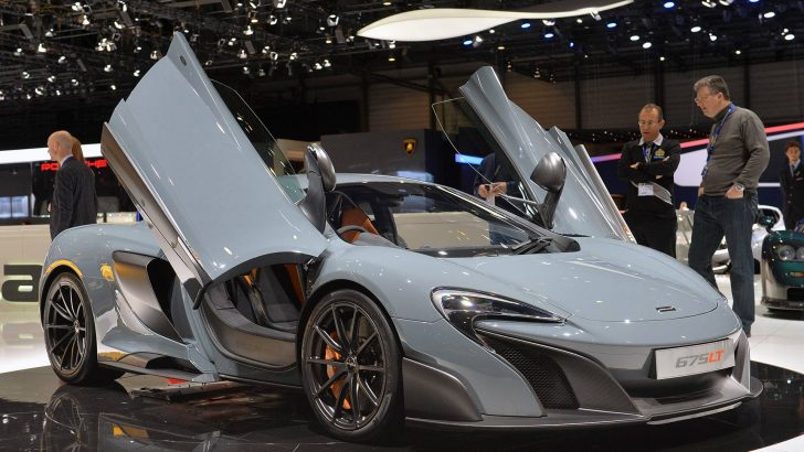 McLaren Spider: Sadece 666hp
