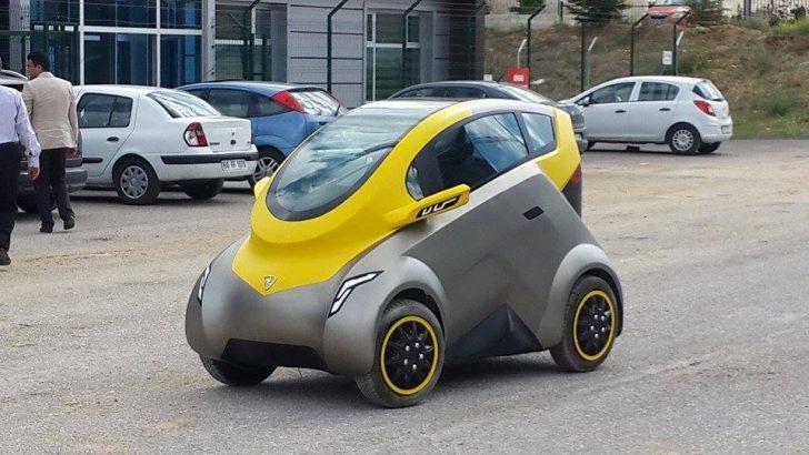 Yerli Marka Otomobil Projesi