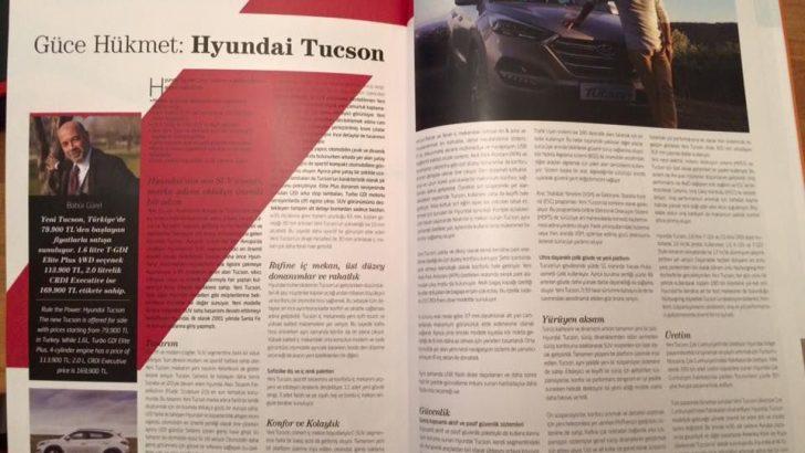 Lifexclusive Dergisi'nde AUTOWRITE haberi