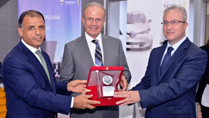 RENAULT MOTOR LABORATUARI Açıldı