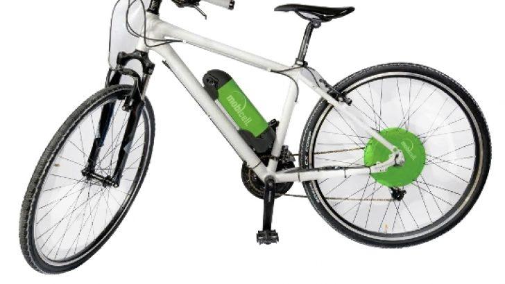 Elektrikli Bisiklette Dikkat