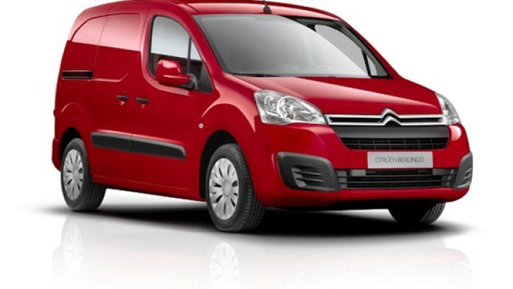 Citroen Berlingo Maxi Van