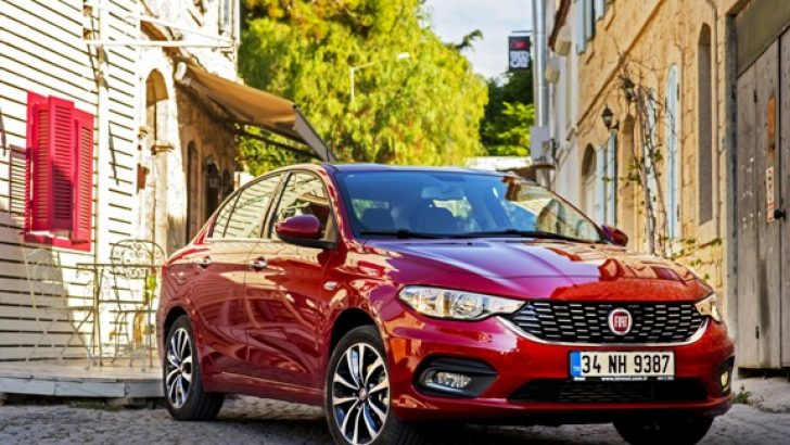FIAT'ın En Yenisi: EGEA