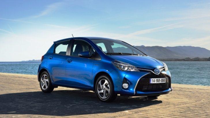 200 Bininci Toyota YarisHybrid Banttan İndirildi