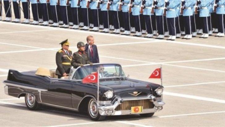 57 Yıllık ve 9 Cumhurbaşkanı Taşıdı