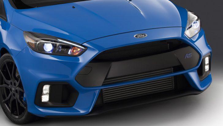FORD Focus RS: 350 hp gücünde