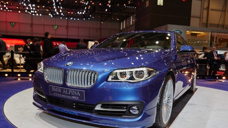 BMW B5 Alpina Biturbo