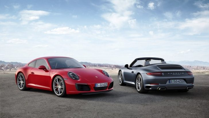 Porsche Boxster ve Cayman artık 718 model serisi