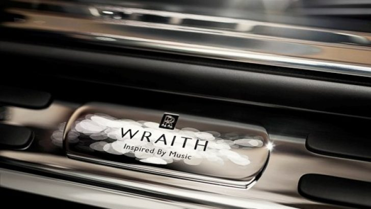 Wraith – Inspired by Music