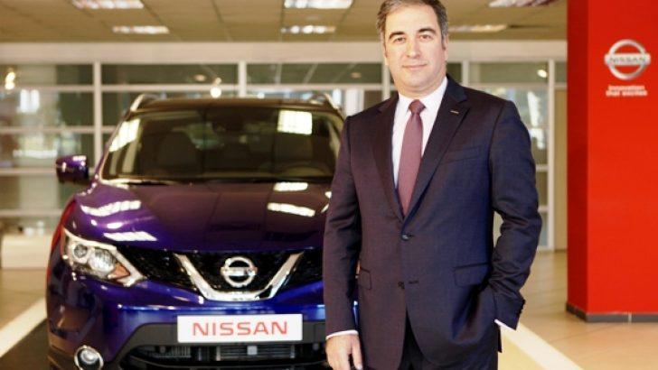 Nissan Otomotiv'de Yeni Dönem
