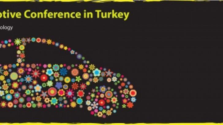 WORLD AUTOMOTIVE CONFERENCE & EXHIBITION IN TURKEY | 25-26 KASIM 2015