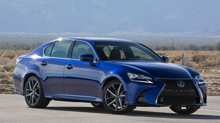 Lexus GS 200 t