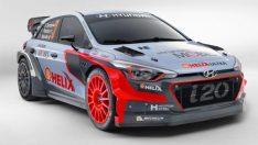 Yeni HYUNDAI i20 WRC