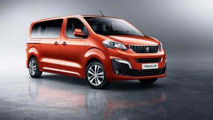 Peugeot, Citroen ve Toyota'dan Ortak Model: Spacetourer, Traveller ve Proace