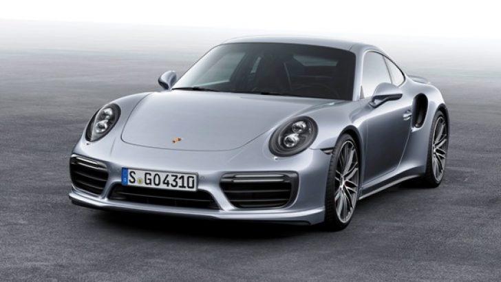 Yeni Porsche 911 Turbo ve 911 Turbo S'in perdesi Detroit'te kalkıyor