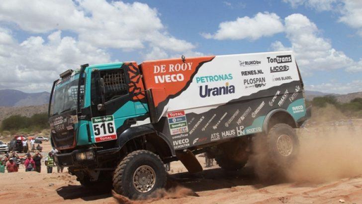 De Rooy Takımı, Dakar 2016 Yarışlarını Kazandı!