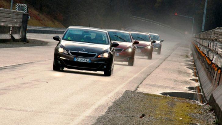 Peugeot 308'in uzun Dönem Dayanıklılık Testi