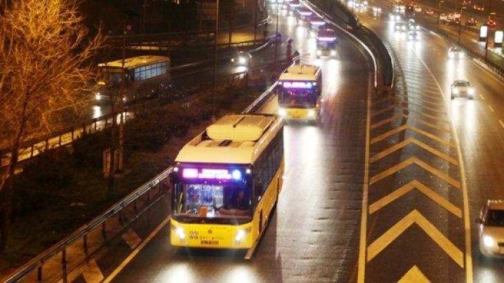 İstanbul gece ulaşım rehberi