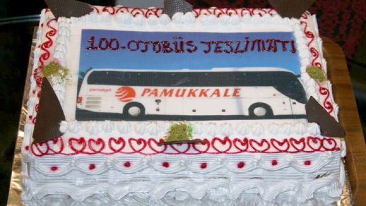 Pamukkale Turizm 70 milyon TL'lik dev yatırımında MAN ve NEOPLAN'ı tercih etti