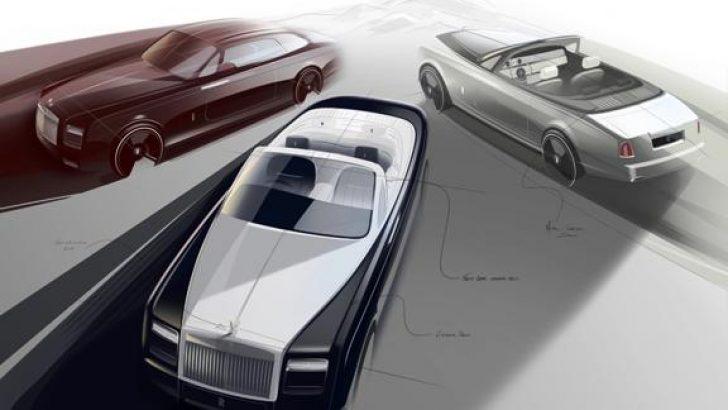 Rolls-Royce artık Phantom üretmeyecek