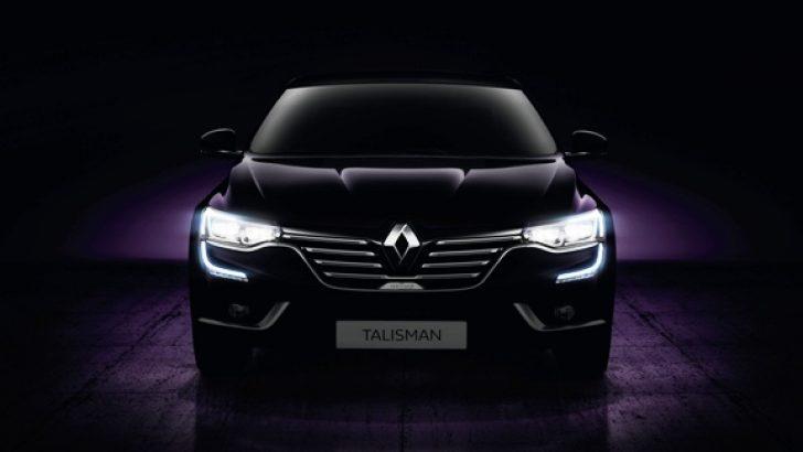 Renault TALISMAN Türkiye'de!