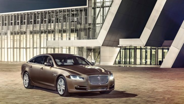 Yeni Jaguar XJ'in sıradan olma lüksü yok