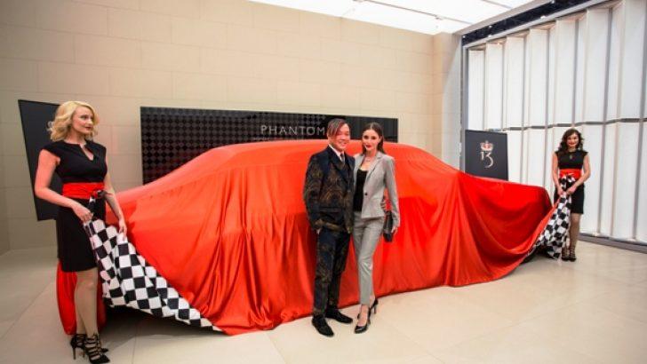 Bespoke Rolls-Royce Phantom, Sahibine Teslim Edildi