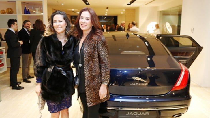 ARMAGGAN Heritage Mücevher Koleksiyonu ve Yeni Jaguar XJ