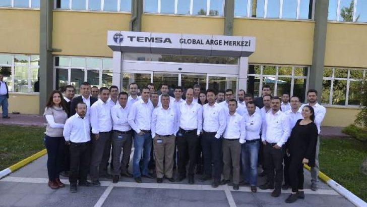 TEMSA ARGE Merkezi farkını gösterdi