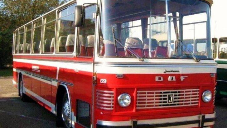 Geçmişin Otobüsleri