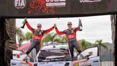 HYUNDAI i20 WRC, ARJANTİN RALLİSİ'Nİ ZAFERLE TAMAMLADI