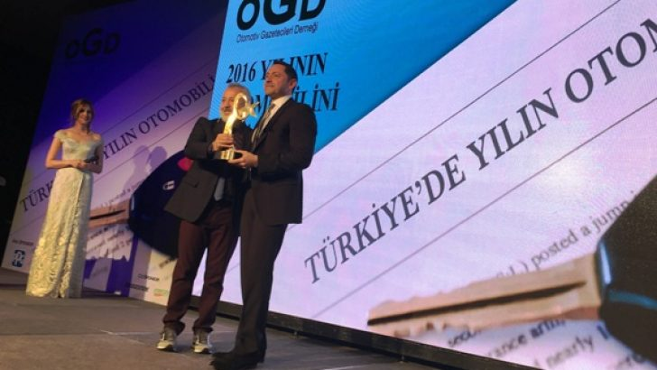 Türkiye'de Yılın Otomobili: SKODA Superb