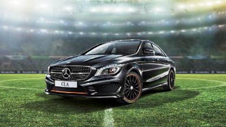 Mercedes-Benz Türk, sınırlı sayıda üretilen CLA 200 AMG Score Edition'ı satışa sundu