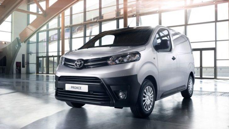 Yeni Toyota PROACE VAN