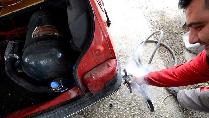 LPG'li otomobil sayısı 4,3 milyona yükseldi