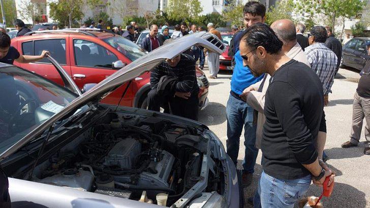 İkinci el otomobil piyasasında bahar hareketliliği