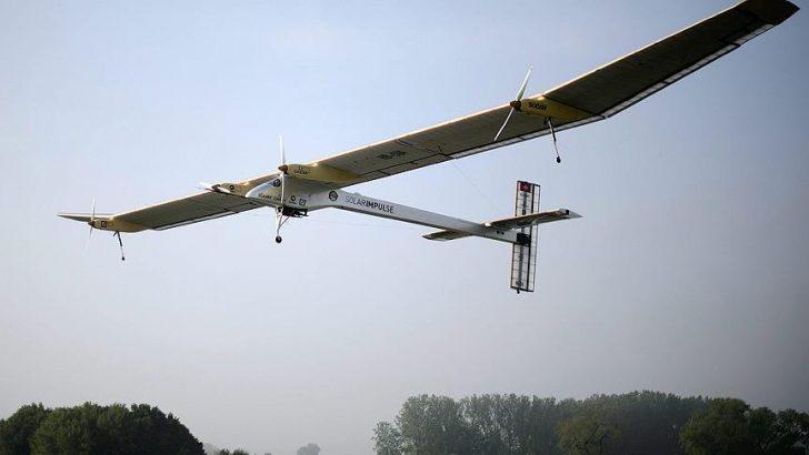 Solar Impulse II, devam ediyor