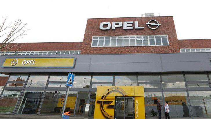 Opel'de 'egzoz emisyon hilesi' iddiası