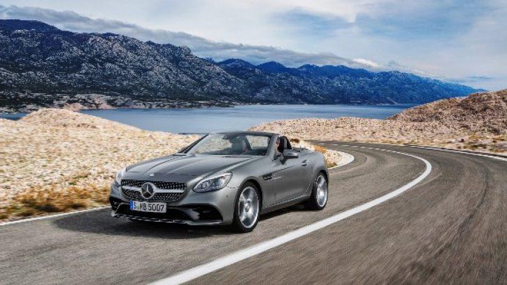 Yeni Mercedes-Benz SLC
