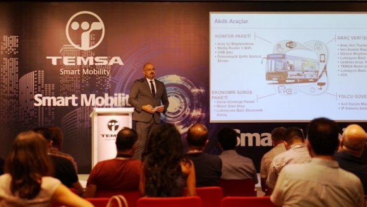 TEMSA, Smart Mobility vizyonu ile teknoloji programlarını yeniden oluşturdu
