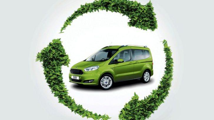"""Ford Otosan'dan  """"Sürdürülebilir Çevre, Sürdürülebilir Toplum"""" Raporu"""
