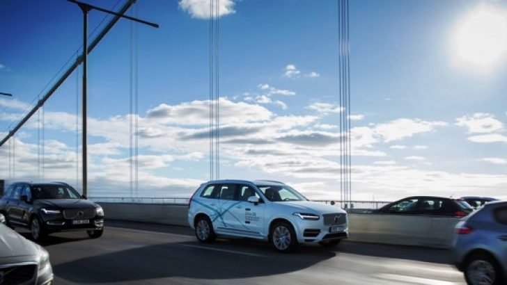 VOLVO, Otonom otomobillerde iddiasını arttırıyor