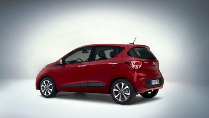 A Segmentinin Lideri Hyundai i10 Yenilendi.