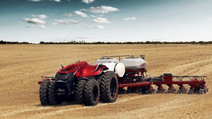 Case IH, Tarımcılıkta Gelecek İçin Üretildi