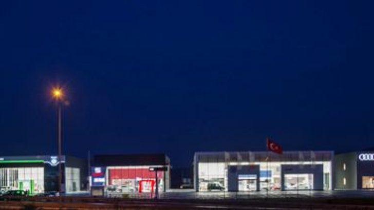 AVEK OTOMOTİV ŞİMDİ DE ÇANAKKALE'de