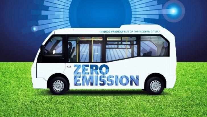 Türkiye'nin İlk Elektrikli Minibüsü Almanya'da Boy Gösterecek!