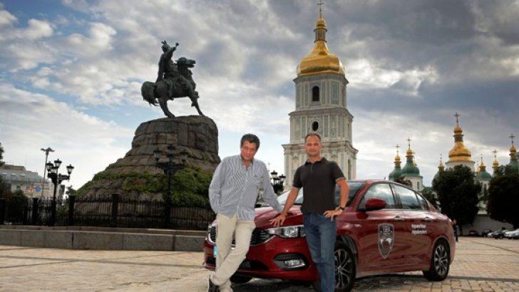 Fiat Egea Dünya Turunda Asya Kıtası Turunu Tamamladı!