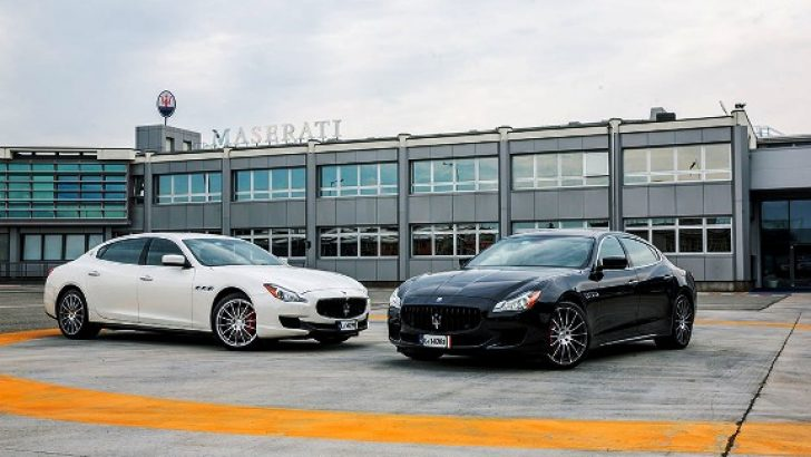 """Maserati'nin """"Quattroporte Efsanesi"""" Türkiye'de 10 Yaşında!"""
