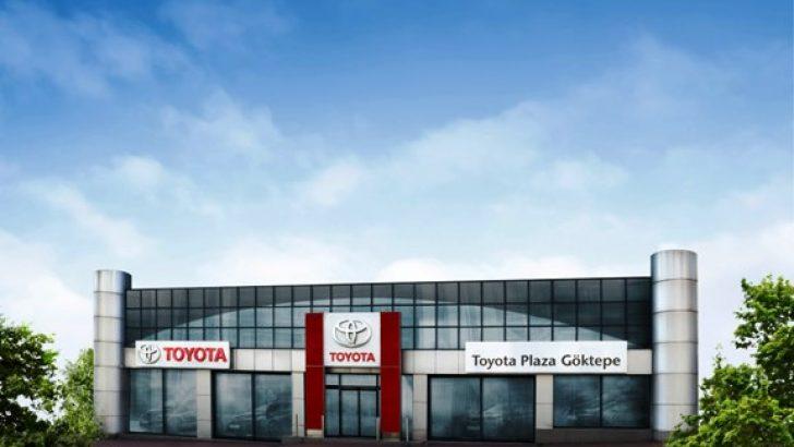 Toyota, Göktepe ile Karadeniz Ereğli'de