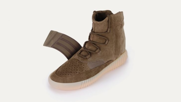 adidas + KANYE WEST  YEEZY BOOST 750 LIGHT BROWN